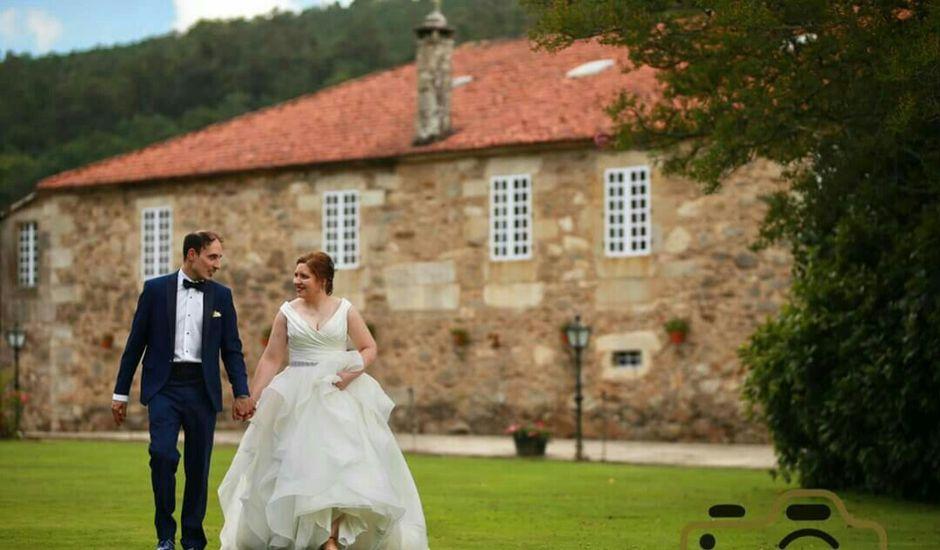 La boda de Marisol y Oscar en Vila De Cruces, Pontevedra