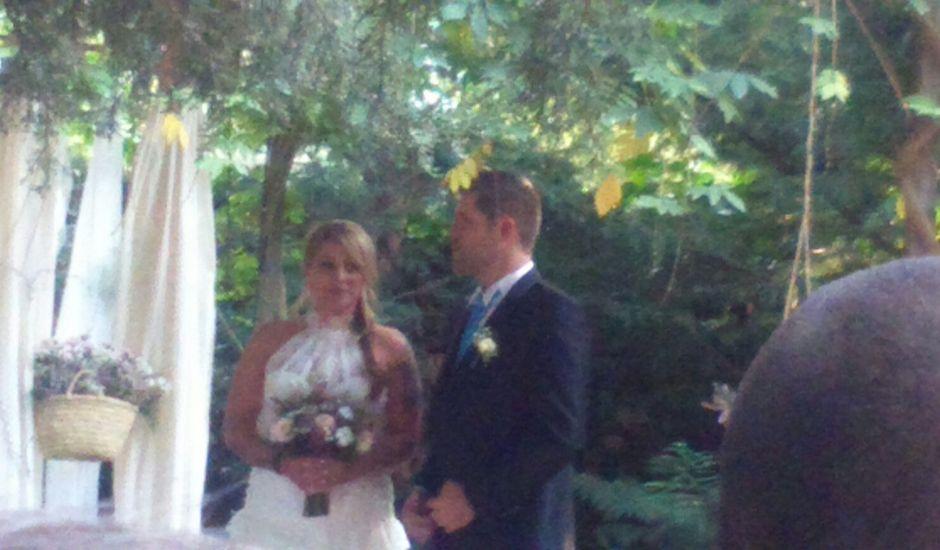 La boda de Oscar y Elisabeth en La Pobla De Claramunt, Barcelona