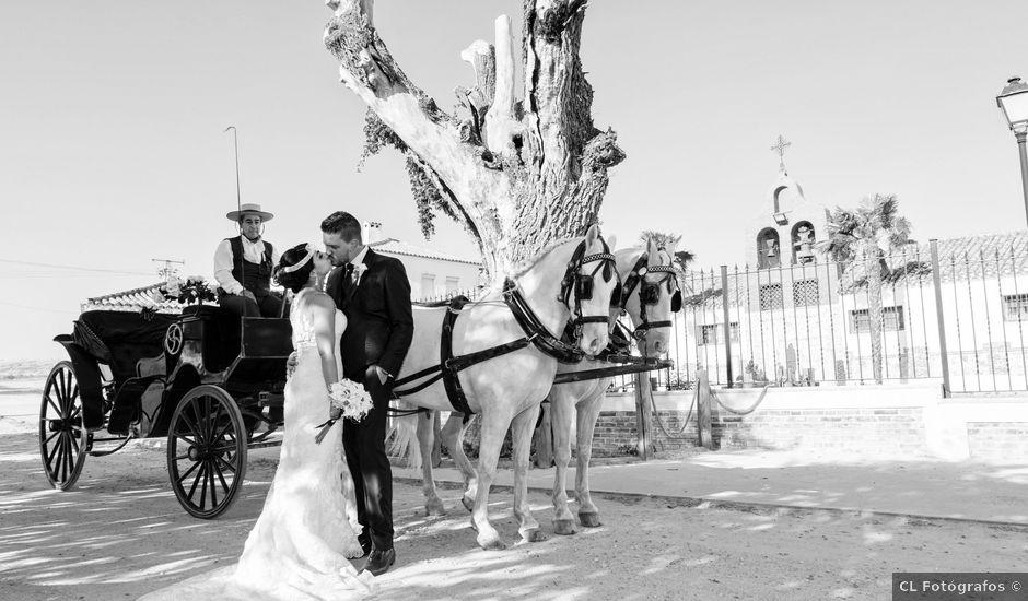 La boda de Javier y Elena en Illescas, Toledo