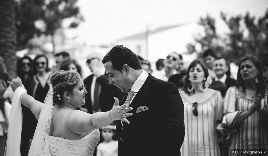 La boda de Juan Andrés y Maria del Pilar en Zafra, Badajoz