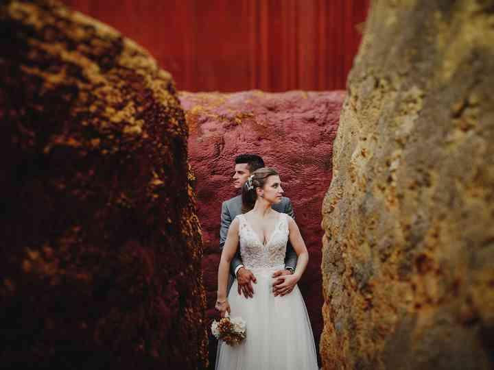 La boda de Sara y Grego