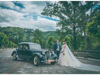 La boda de Lara   y Carlos