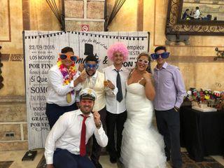 La boda de Samanta  y Jose  1