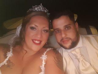 La boda de Samanta  y Jose