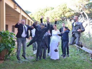 La boda de Carol y Xavi 1