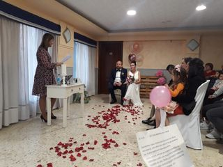La boda de Betty y Sergio