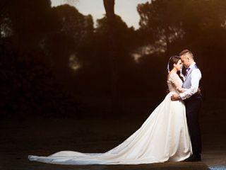 La boda de Luz María y Jonathan