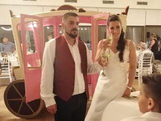 La boda de Raquel  y Ángel  1