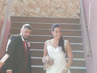 La boda de Raquel  y Ángel  2