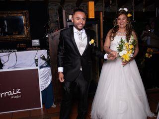 La boda de Harrison y Lourdes