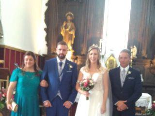 La boda de Daniel y Lorena 1