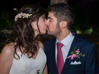 La boda de Sara y Paco