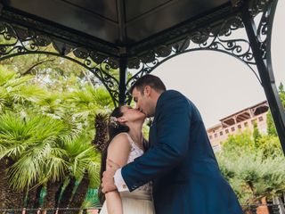 La boda de Mara y Carlos