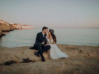 La boda de Lourdes y Jorge
