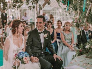 La boda de Mata y Lalo