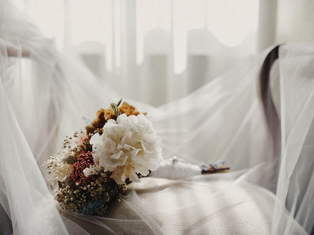 La boda de Grego y Sara en Porzuna, Ciudad Real 21