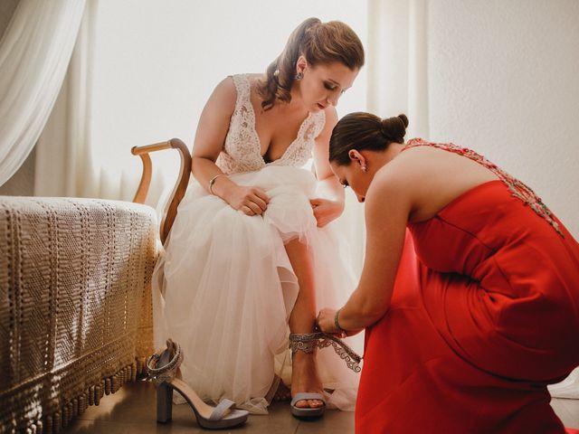 La boda de Grego y Sara en Porzuna, Ciudad Real 36