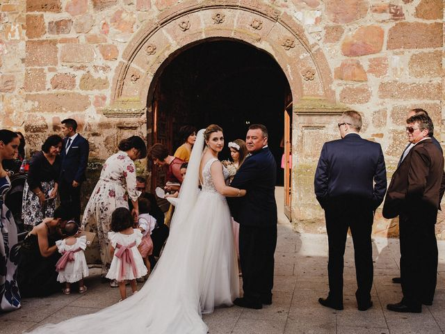 La boda de Grego y Sara en Porzuna, Ciudad Real 42