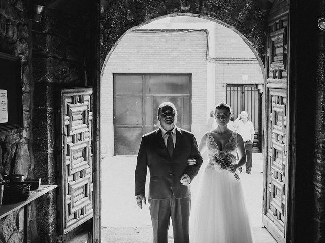 La boda de Grego y Sara en Porzuna, Ciudad Real 43