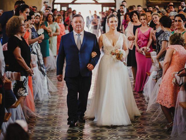 La boda de Grego y Sara en Porzuna, Ciudad Real 45