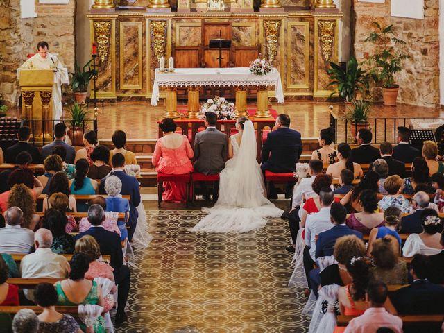 La boda de Grego y Sara en Porzuna, Ciudad Real 49