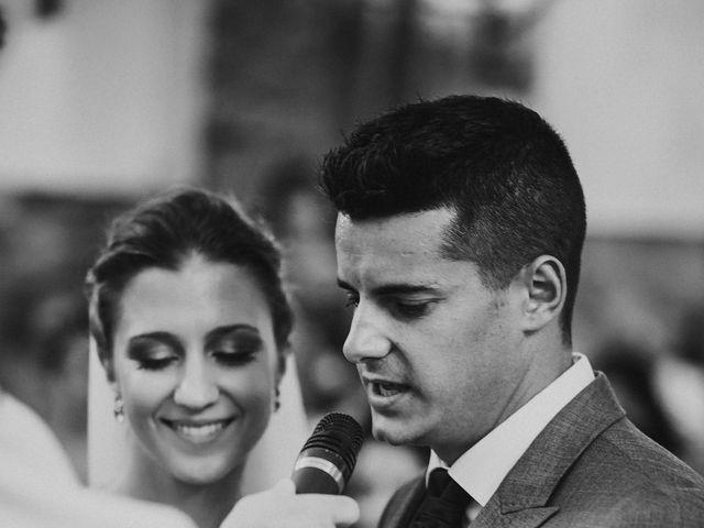 La boda de Grego y Sara en Porzuna, Ciudad Real 51