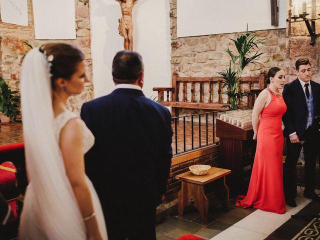 La boda de Grego y Sara en Porzuna, Ciudad Real 54