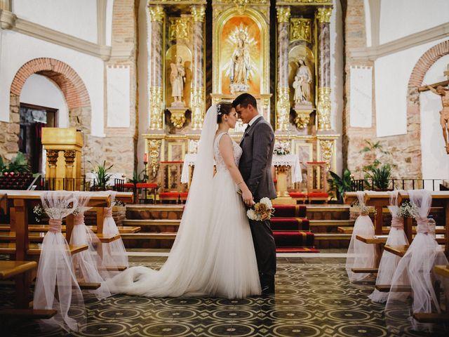 La boda de Grego y Sara en Porzuna, Ciudad Real 55