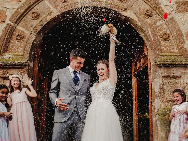 La boda de Grego y Sara en Porzuna, Ciudad Real 56