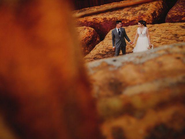 La boda de Grego y Sara en Porzuna, Ciudad Real 69