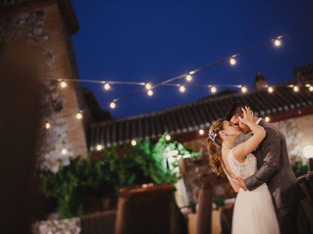 La boda de Grego y Sara en Porzuna, Ciudad Real 76