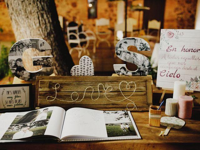 La boda de Grego y Sara en Porzuna, Ciudad Real 80