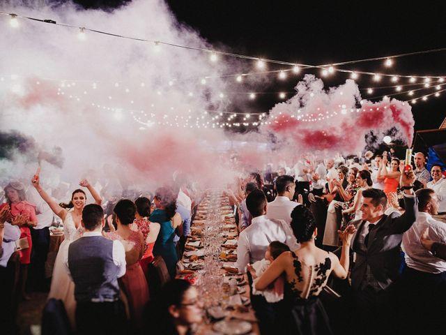 La boda de Grego y Sara en Porzuna, Ciudad Real 85
