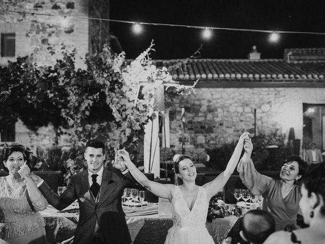 La boda de Grego y Sara en Porzuna, Ciudad Real 86
