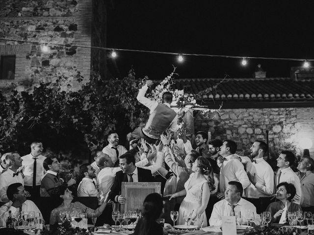 La boda de Grego y Sara en Porzuna, Ciudad Real 92