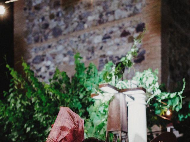 La boda de Grego y Sara en Porzuna, Ciudad Real 93