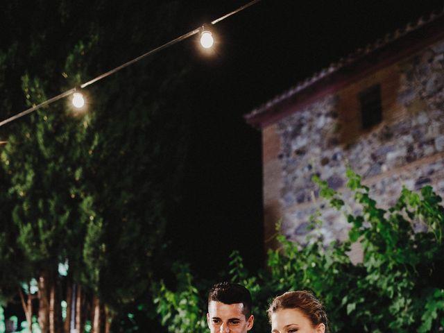 La boda de Grego y Sara en Porzuna, Ciudad Real 94