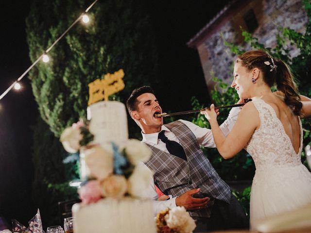 La boda de Grego y Sara en Porzuna, Ciudad Real 95