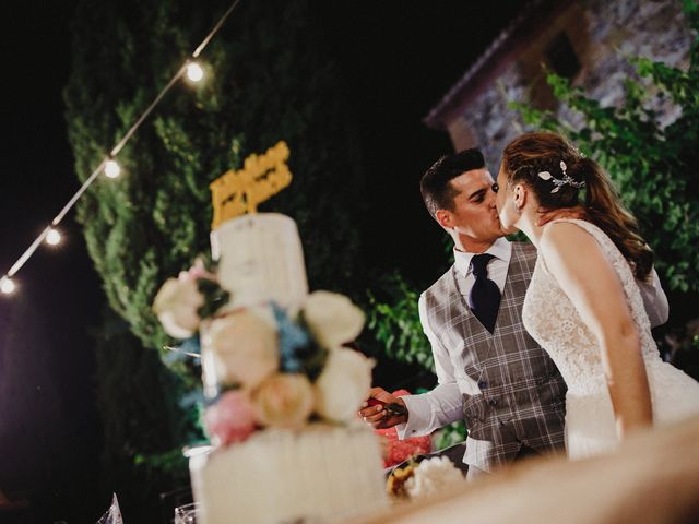 La boda de Grego y Sara en Porzuna, Ciudad Real 96