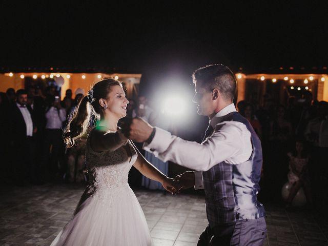 La boda de Grego y Sara en Porzuna, Ciudad Real 101