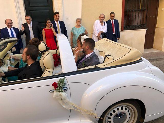 La boda de Jose  y Samanta  en Sevilla, Sevilla 5