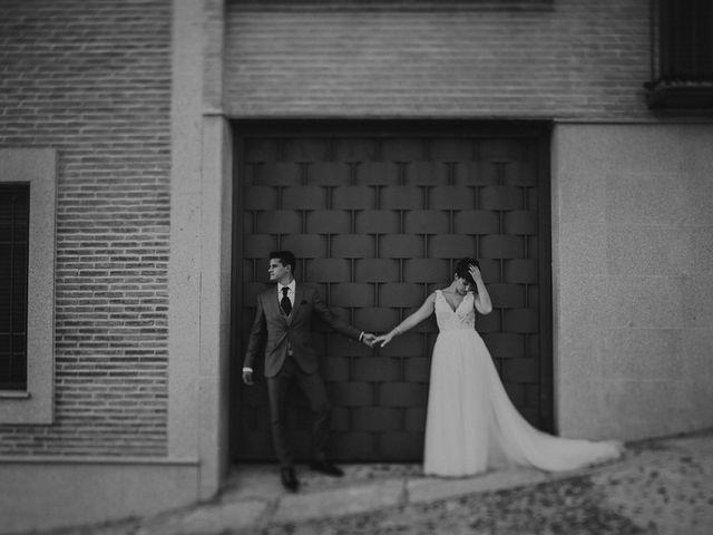 La boda de Grego y Sara en Porzuna, Ciudad Real 107