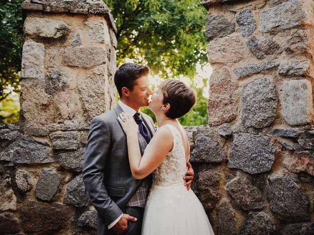 La boda de Grego y Sara en Porzuna, Ciudad Real 112