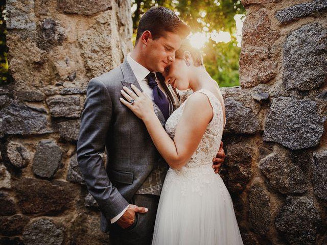 La boda de Grego y Sara en Porzuna, Ciudad Real 113