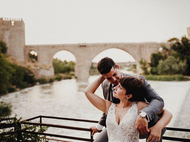 La boda de Grego y Sara en Porzuna, Ciudad Real 115
