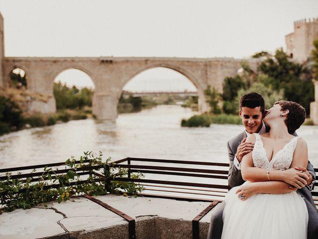 La boda de Grego y Sara en Porzuna, Ciudad Real 116