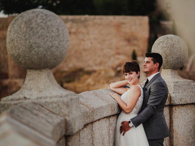 La boda de Grego y Sara en Porzuna, Ciudad Real 118