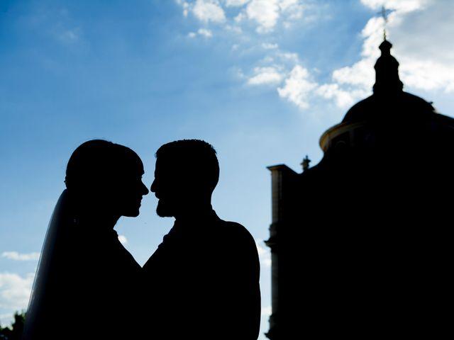 La boda de Arantxa y Alberto