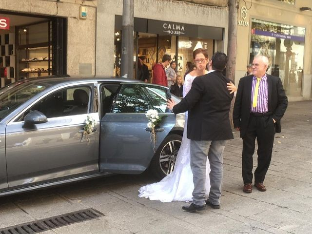 La boda de Xavi y Carol en Mataró, Barcelona 2