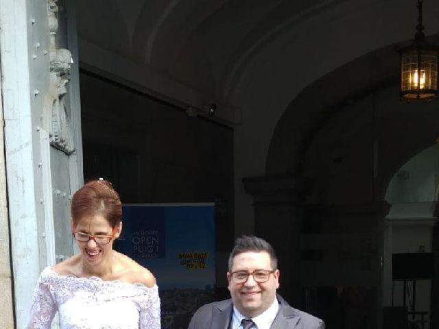 La boda de Xavi y Carol en Mataró, Barcelona 4
